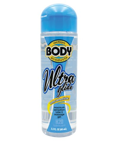 Body Action Ultraglide 2.3 Oz
