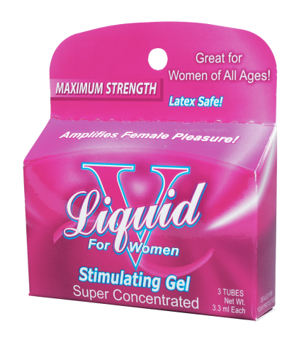 Liquid V 3pc Packet
