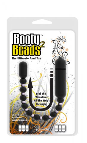 Booty Beads Black