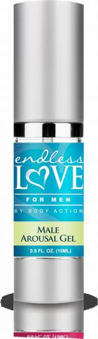Endless Love for Men Arousal Gel 0.5 Oz