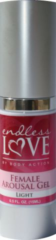 Endless Love Female Arousa Gel Light 0.5 Oz