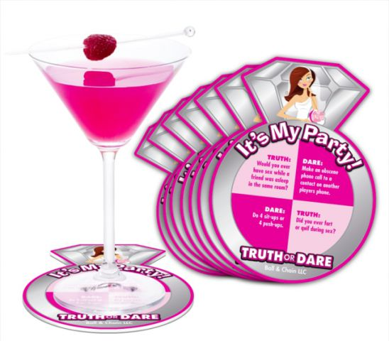 Bride to Be Coaster Game