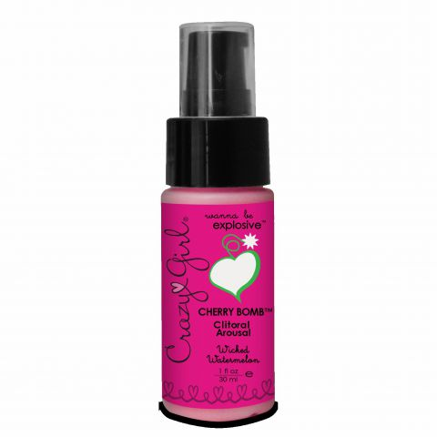 Cherry Bomb Clitoral Arousal Watermelon 1 Oz