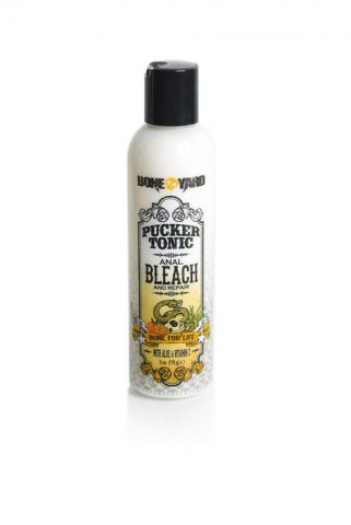 Pucker Tonic Anal Bleach & Repair 6 oz