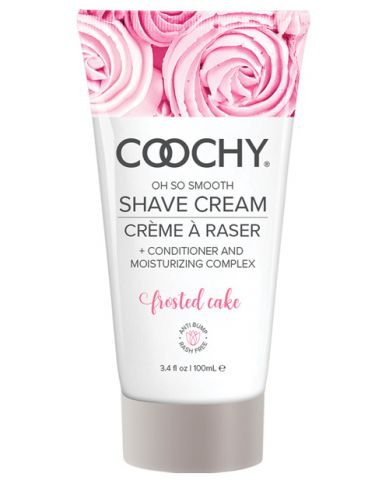 Coochy Shave Cream Frosted Cake 3.4 Oz