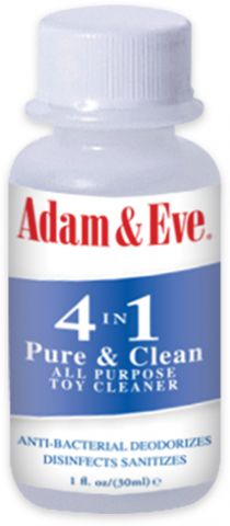 Adam & Eve Toy Cleaner 1 Oz