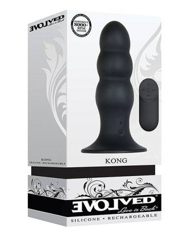 Kong Super Power Butt Plug w/ Remote