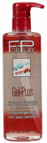 Forplay Gel Plus 19 Oz (Red)