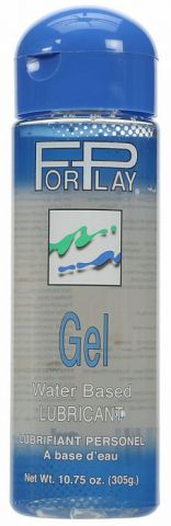 Forplay Gel 10.75 Oz (Blue)
