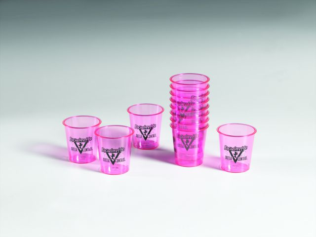 Bachelorette Shot Glasses