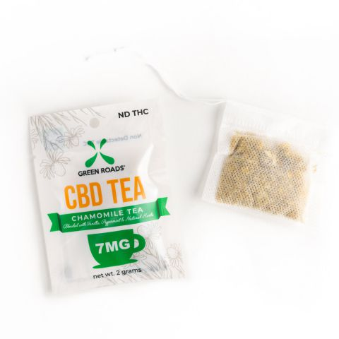 Cbd Chamomile Tea Single Serving