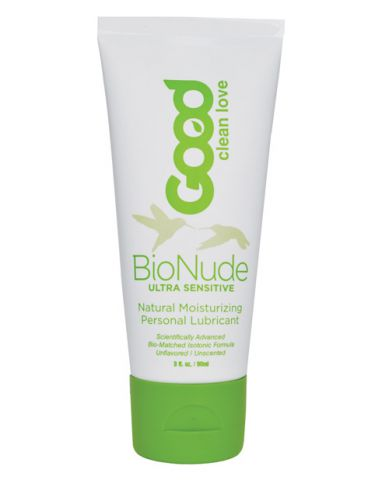 Good Clean Love Bionude Ultra Sensitive Personal Lubricant 4 Oz