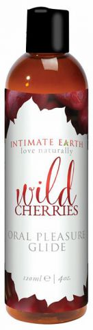 Intimate Earth Glide Wild Cherries 4 Oz