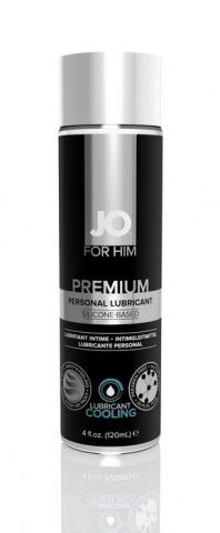 Jo for Men Premium Cooling 4.25 Oz Lubricant