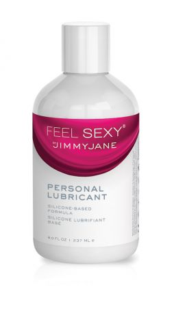 Jimmy Jane Feel Sexy Personal Lubricant Silicone 8 Oz