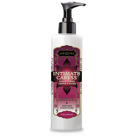 Intimate Caress Passionate Pomegranate Shave Cream