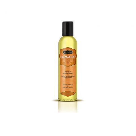 Massage Oil Sweet Almond 2 Oz