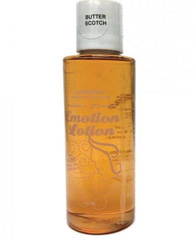 Emotion Lotion Butterscotch 4oz