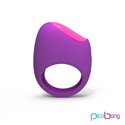 (Wd) Remoji Lifeguard Ring Vib Purple