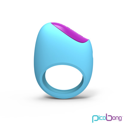 (Wd) Remoji Lifeguard Ring Vib Blue