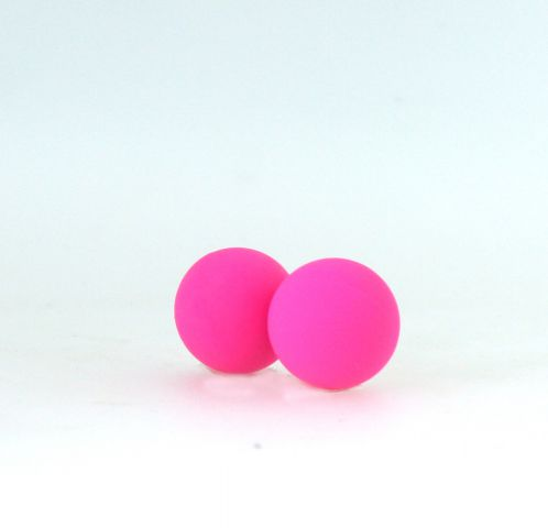 Carrie Kegel Balls Silicone Neon Pink