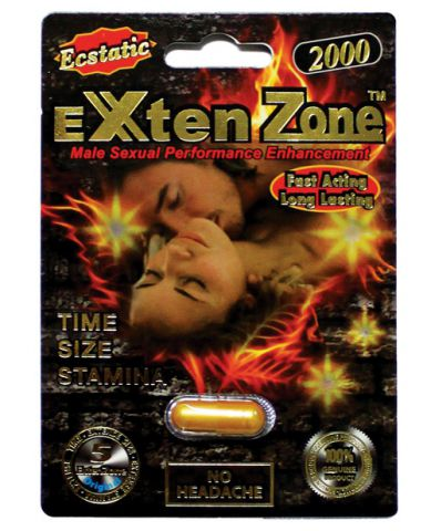 Exten Zone Ecstatic 2000 1pc