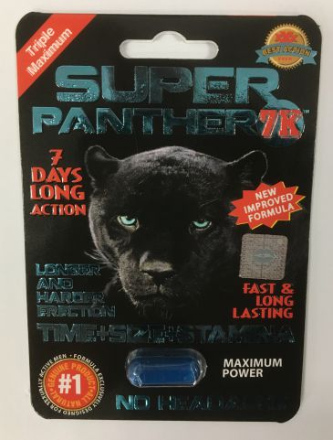 Super Panther 7k Eaches