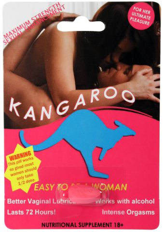 Kangaroo for Her (Eaches)