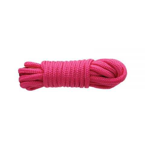 Sinful Nylon Rope 25ft Pink