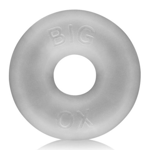 Big Ox Cockring Oxballs Silico Ne Tpr Blend Cool Ice