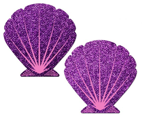 Mermaid Glitter Purple/Pink