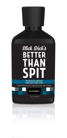 Sir Richard's Slick Dick's Better Than Spit Lube 3.4 Oz