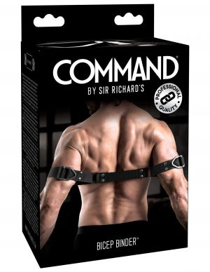 Sir Richard's Command Bicep Binder