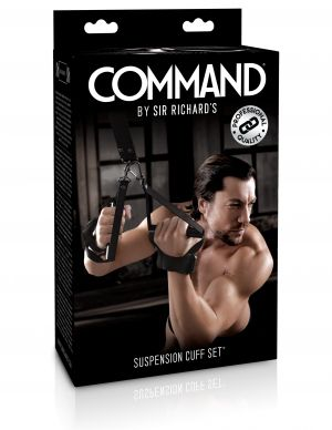 Sir Richard's Command Suspension Cuff Set