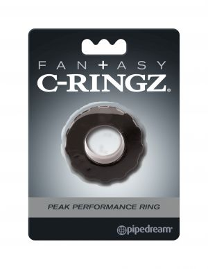 Fantasy C Ringz Peak Performance Ring Black
