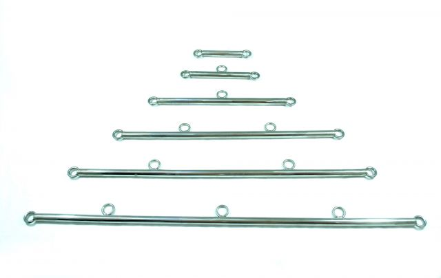 Stainless Steel Spreader Bar 6pc Set