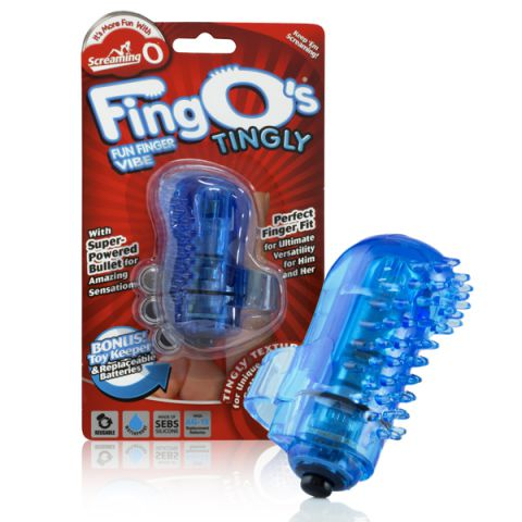 Fingos Tingly Blue Eaches