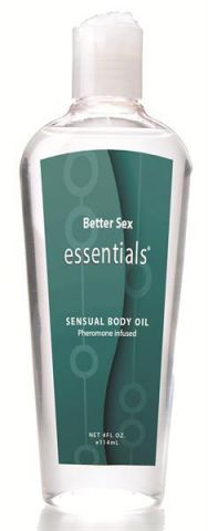 Sensual Body Oil 4oz