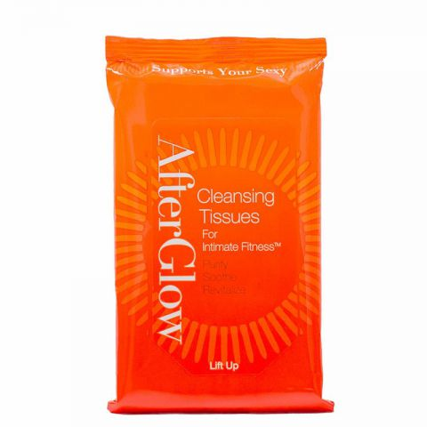 Afterglow Multipack Cleansing Tissue 20 Pack