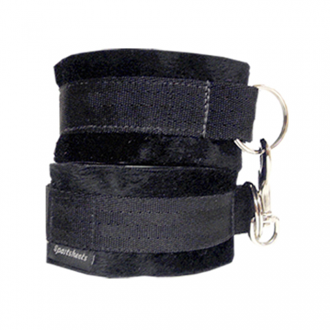 Soft Cuffs Black