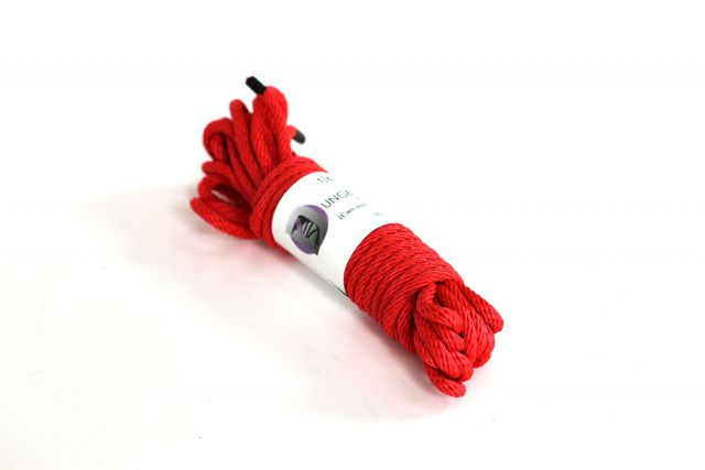 Mfp Rope by the Bundle 30' Red